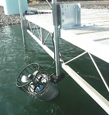 3/4 hp Deicer- Water Agitator- Water Circulator w/ 25 ft cord and dock mount