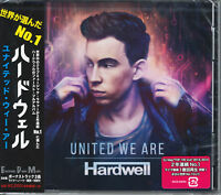 HARDWELL-UNITED WE ARE-JAPAN CD E25