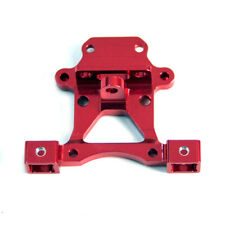 Traxxas E-Revo 1:16 Alloy Body Post Mount Base, Red by Atomik RC - Replaces 7015