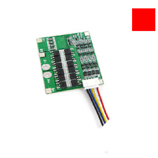 BMS Protectioin PCB for 12.8V 14.4V 4S 30A LiFePO4 18650 Battery with BALANCE