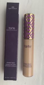 Genuine  Tarte shape tape™ concealer  Full Size 29N light-medium
