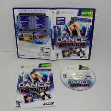 Dance Paradise (Microsoft Xbox 360, 2011) disc is nice