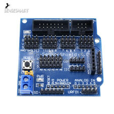 Upgraded V5 Arduino Sensor Shield V5 for Arduino UNO R3 Expansion Board V5.0 IIC
