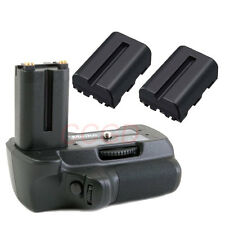 Vertical Battery Grip VG-B50AM for Sony Alpha A550 A500 + 2X NP-FM500H Battery