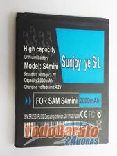 Bateria para Samsung Galaxy S4 mini I9190 IV Lithium Battery 2000 mAh