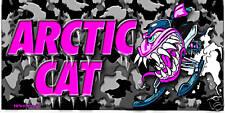 ARCTIC CAT Custom banner SNO MONSTR crossfire sno pro P