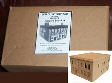 Old Glory MW202A Empire Block A (1) 25mm Miniature West Terrain Town Building