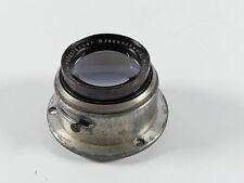 VOIGTLANDER HELIAR 13.5 cm F4.5 vintage appareil photo 135 mm Objectif bokeh 21