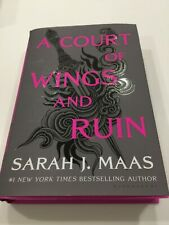 A Court of Wings and Ruin by Sarah J Maas: New