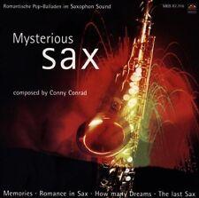 Conny Conrad Mysterious Sax [CD]