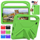 Kids EVA Handle Stand Tablet Case For Samsung Tab A 8.0 10.1 A7 S6 Lite 2020 S5e