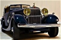 Art Deco Antique Vintage Mid-Century Modernism Modern Car Concept 1930 1940 Rare