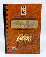 2003-04 Fleer Platinum Scouting Report Memorabilia Shaquille O'Neal /250 Lakers