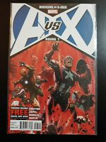 ⭐️ AVENGERS vs X-MEN #7 (round 7) (2012 MARVEL Comics) VF/NM Book