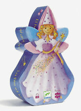 GIRL'S DJECO FAIRY JIGSAW PUZZLE Age 4yrs+ 36 PIECES NICE GIFT