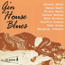 VARIOUS ARTISTS - GIN HOUSE BLUES: GREAT WOMEN OF THE BLUES NEW CD