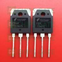 2PCS FQA70N15 Encapsulation:TO-3P,N-Channel Power MOSFET
