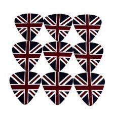 Union Jack style Plectrum/Pick, Medium 0.71 Pack of 4 free post