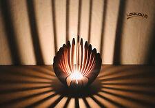 Laterne Holzkerzenhalter Kerzenhalter Kerzenständer Teelicht Deko Dekoration