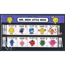 FR1631 - 2016 Gran Bretagna MR. Men Little Miss Presentation Pack