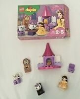 LEGO Duplo Set 10877 - Disney Princess Belle's Tea Party - Boxed With All Pieces