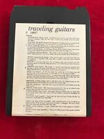 Traveling Guitars Music of Many Lands VINTAGE 8 TRACK TAPE