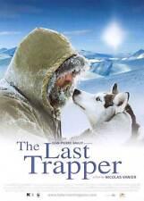 THE LAST TRAPPER Movie POSTER 27x40