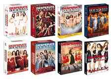 Desperate Housewives - Stagioni 1,2,3,4,5,6,7 e 8 Cofanetti Singoli (49 DVD)