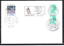 v901 Kanada/Frankreich-Gemeinschaftsbeleg/ Olympia 1988