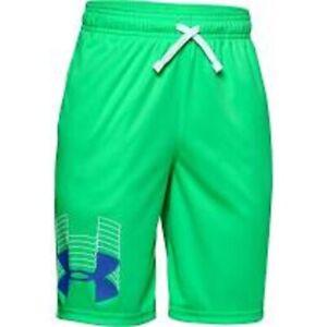 New Under Armour Big Boys Prototype Logo Shorts Choose Size