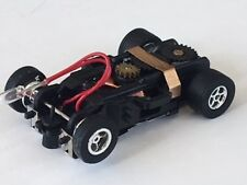 Autoworld Replacement Xtraction SB Flame Thrower HO Slot Car Chassis Runs on AFX