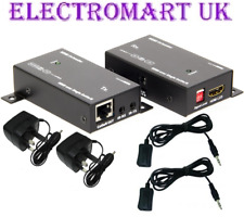 ANTIFERENCE HDMIE50SW HDMI OVER SINGLE CAT5E CAT6 EXTENDER IR INFRA RED KIT 50M