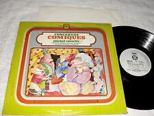 "Roussel/Antiqua ""Corrette: Concertos Comiques"" 1966 LP, Nice NM!, Philips-World"