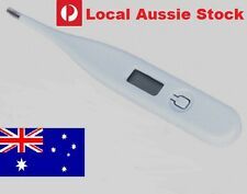 Personal LCD Medical Body Thermometer Adult Child Baby Oral Rectal Digital CE