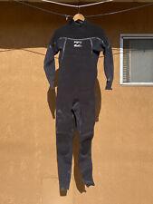 BILLABONG Revolution Sealed 320 Full-Body Wetsuit ZG300 Superflex Neoprene -Nice