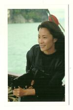 James Bond postcard - 'Tomorrow Never Dies' - Michelle Yeoh