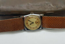 USED VINTAGE TWOTONE DIAL MANUAL WIND TRENCH WATCH