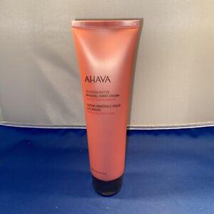 {F2} NEW Ahava Deadsea Water Mineral Hand Cream Cactus & Pink Pepper 5.1oz