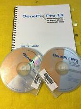 Axon Instruments GenePix Software GenPix Pro 3.0