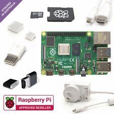 Little Bird Raspberry Pi 4 Essentials Kit (4GB)