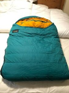 Rab Down Sleeping Bag - Green
