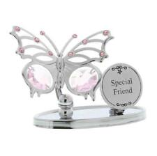 Special Friend Swarovski Elements Butterfly Design Friend Gift SP508