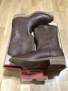 Red Wings Pecos Boots Style 1155 Size 8E