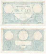 More details for romania 1000 lei banknote (1920) p.23a - vf+.