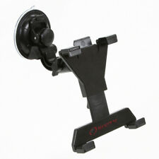 Car Window Windshield Suction Cup Mount Holder For iPad Tablet Galaxy Rotating