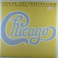 """12"""" Maxi - Chicago  - You're The Inspiration - E1420 - cleaned"""