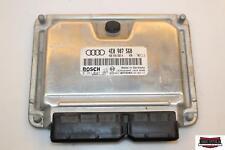 2004 Audi A8 Ecu Ecm Computer Engine Control Module ECM ECU 4e0907560