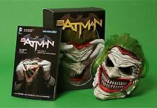 Batman: Death of the Family Mask and Book Set by Greg Capullo ***BOX DAMAGED***