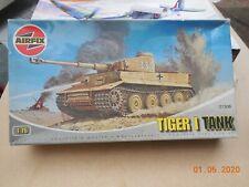 Airfix 1:76 Tiger I Tank 01308 *New & Sealed*