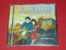 """CD Studio Ghibli """" la Colline aux Coquelicots """" Bande Originale"""